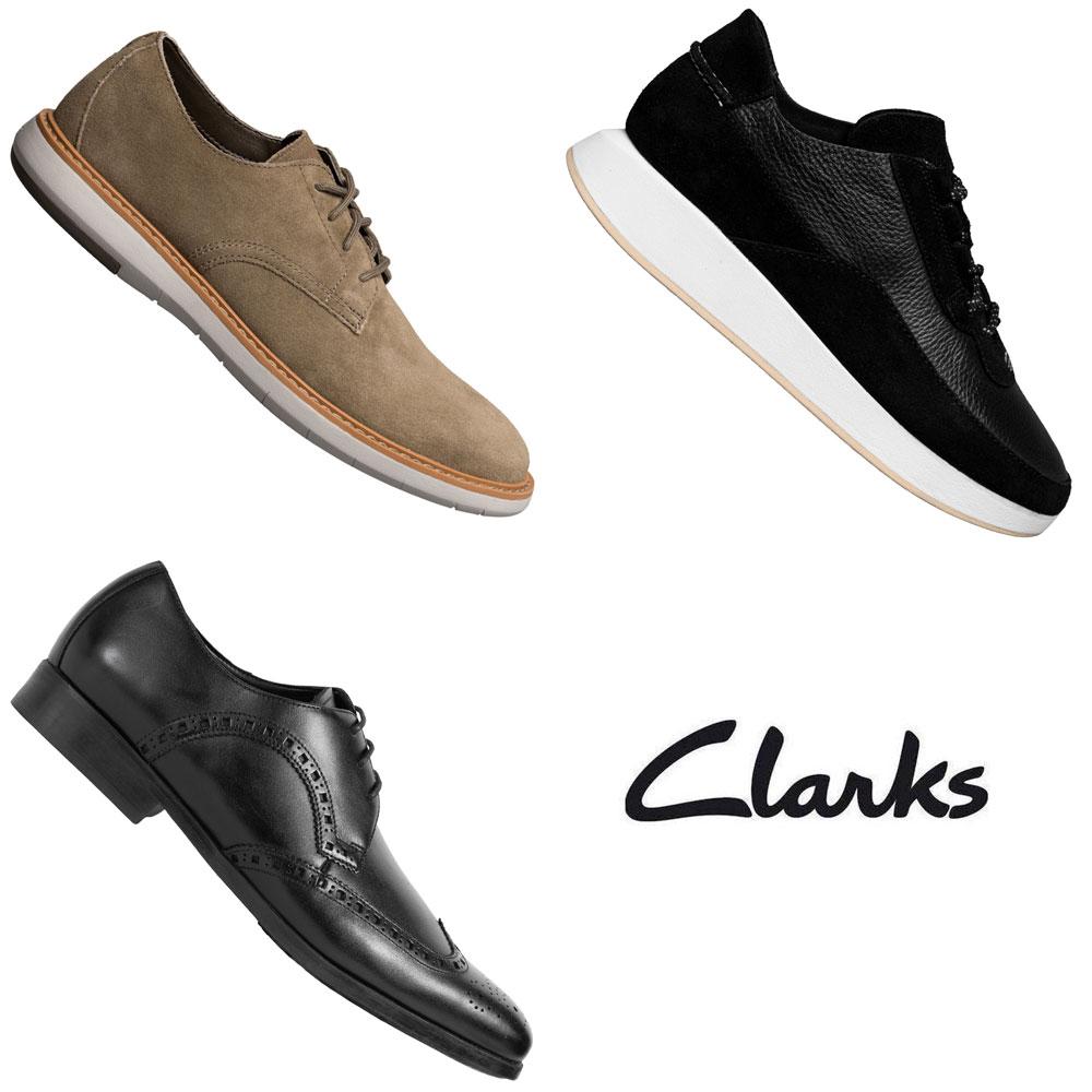 Clarks schoenen tot -64% [nu va €29,99]