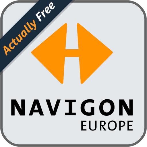 NAVIGON Europe (Android) Gratis @ Amazon Underground App