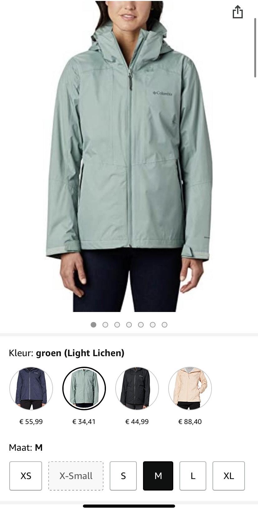 Columbia Windgates jacket