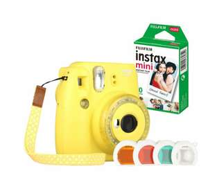Fujifilm Instax Mini 9 Camera + 10pack film