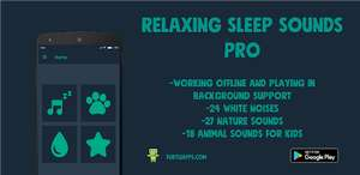 Relaxing Sleep Sounds PRO nu tijdelijk gratis in Google Play Store