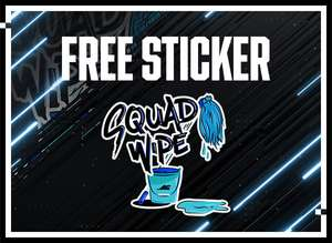 [Gratis] Call of Duty Warzone en Black Ops Cold War Weapon sticker (ingame) (PS4, Xbox, PC)