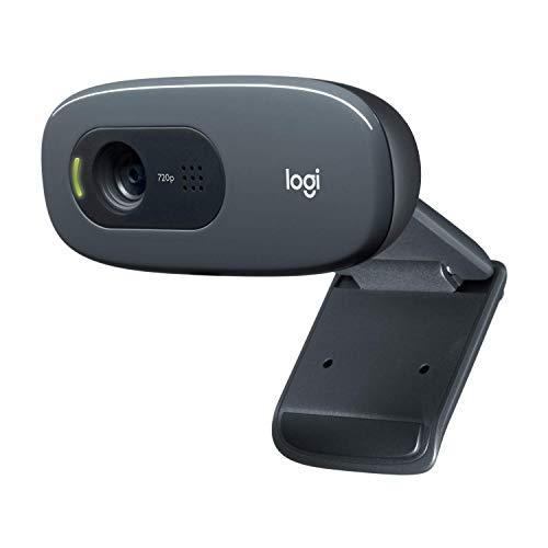 Logitech C270 HD Webcam (levering 30 januari) @Amazon