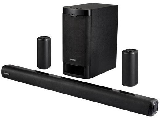 Hyundai 5.1 Surround Soundbar Set