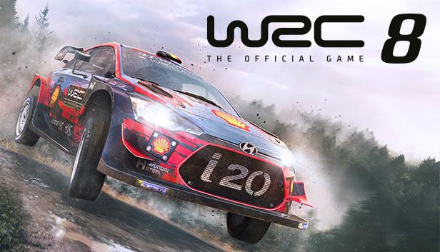 [STEAM/PC] WRC 8 FIA World Rally Championship €16 2 @ STEAM