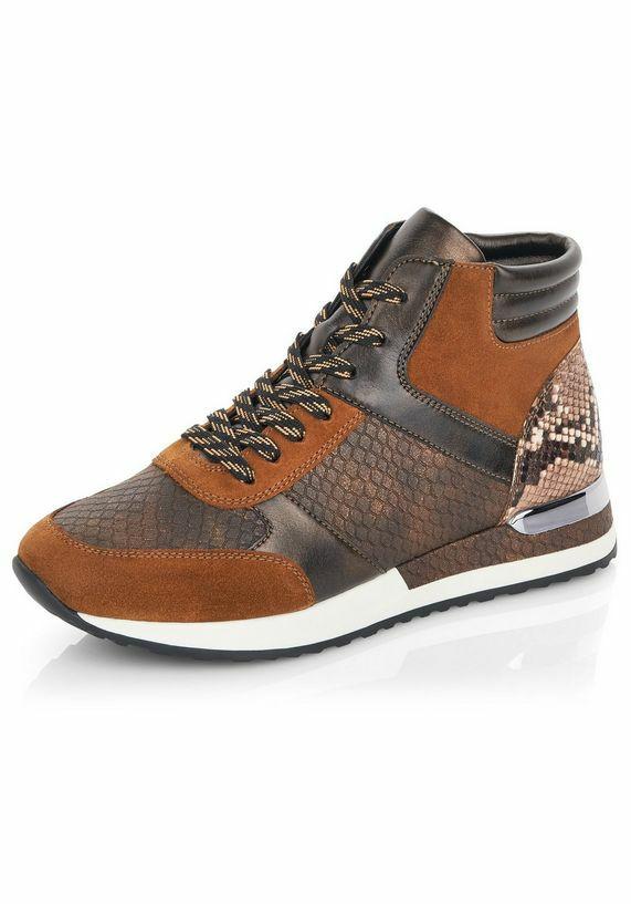 Remonte Hoge Dames Sneaker