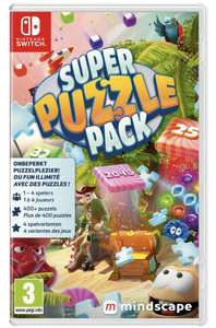 Nintendo Switch Super Puzzle Pack