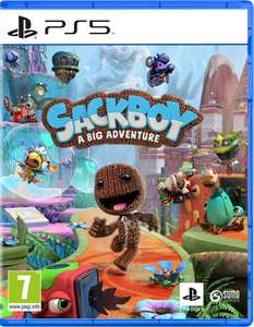 Sackboy a Big Adventure + Pre-Order DLC