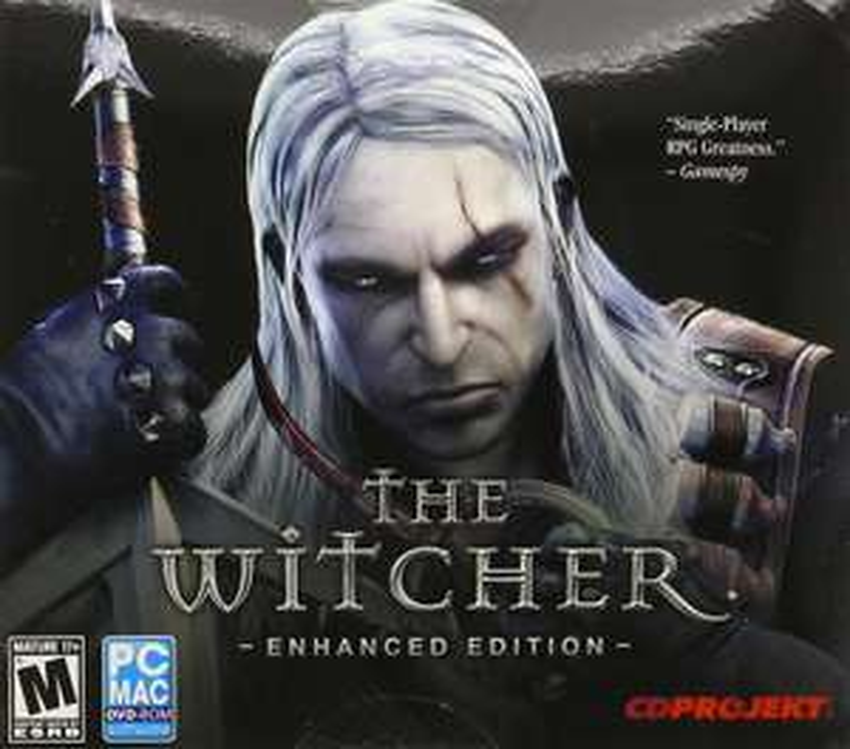 Gratis The Witcher Enhanced en GWENT Card Keg (na inschrijven nieuwsbrief)