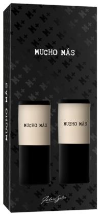 Mucho Mas wijn helft van de prijs bij 6 gift packs