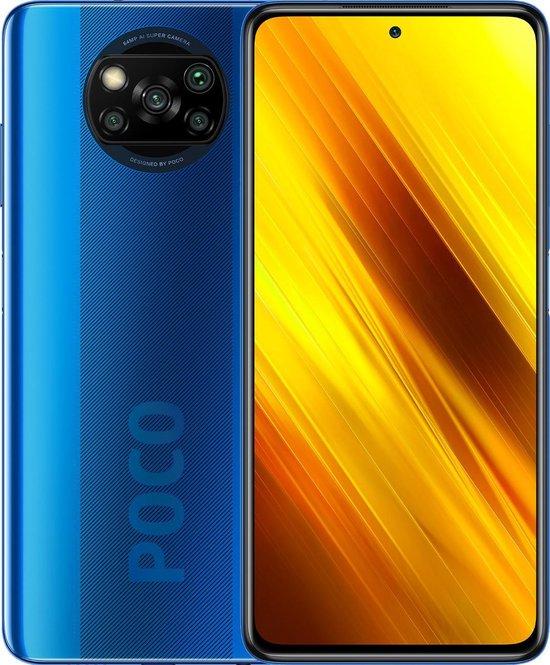 Poco X3 NFC 128GB bij maandelijks opzegbaar abo voor €178 @ Tele2 / MediaMarkt