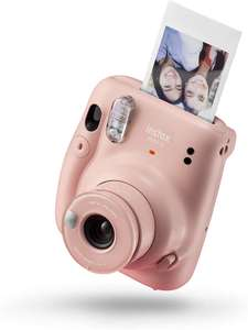 FUJIFILM Instax Mini 11 Blush Pink @ Amazon NL & Mediamarkt