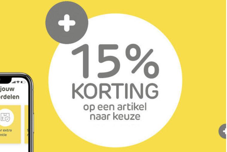 15% keuzekortingsbon 25 t/m 31 januari @ Praxis