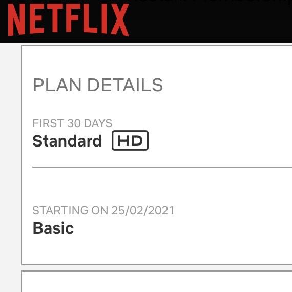 Gratis Netflix upgrade (of 3 euro korting) elke maand!