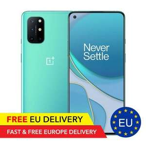 OnePlus 8T 5G - 12GB/256GB - Snapdragon 865 - EU WAREHOUSE (CN)