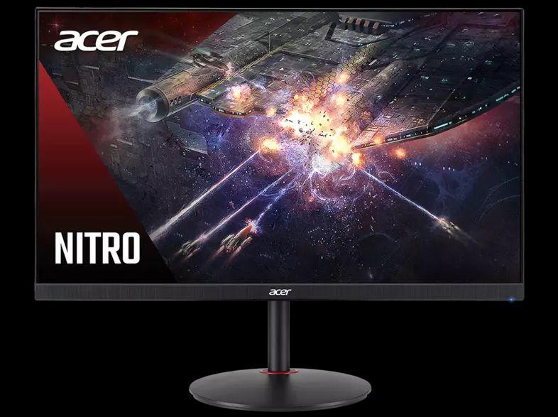 """Acer Nitro XV240Y (144hz, FHD, 24"""") Gaming Monitor @Mediamarkt"""