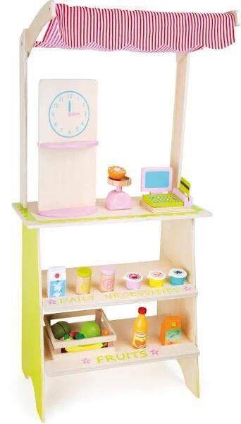 Small foot 18-delige speelgoed marktkraam voor €25,70 @ Amazon.nl