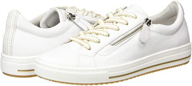 Wit/beige Gabor sneakers maat 35.5 tm 44