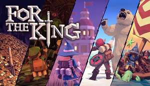 [STEAM/PC] For The King €7,99 @ STEAM