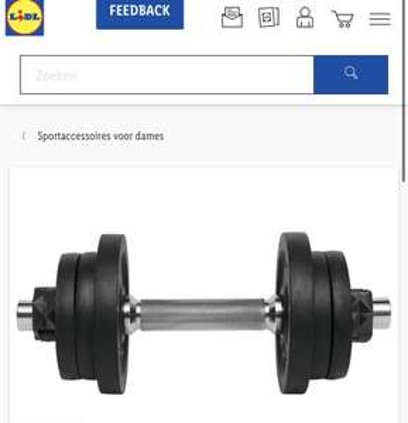 Halterset 10kg Lidl €15 per halter (online lidl shop)