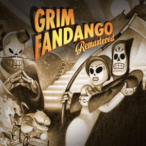 PS4 - Grim Fandango Remastered - Playstation store