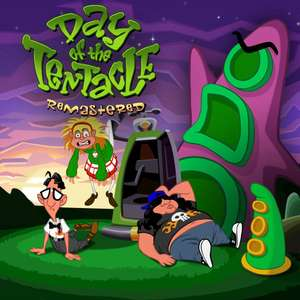 PS4 - Day of the Tentacle Remastered - Playstation Store