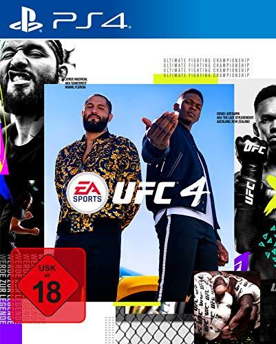EA Sports UFC 4 (PS4/XB1) @ Amazon.de