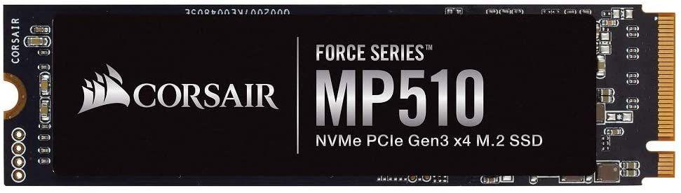 Corsair MP510 240GB pci NVMe SSD @Amazon DE