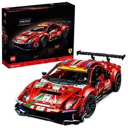 "LEGO Ferrari 488 GTE ""AF Corse #51"" (42125) €142,34"