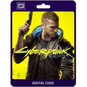 (PC) Cyberpunk 2077 (GOG) voor €22,90 met coupon @ Play-Asia