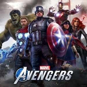 [PlayStation Plus members] Gratis beloning voor Marvel's Avengers