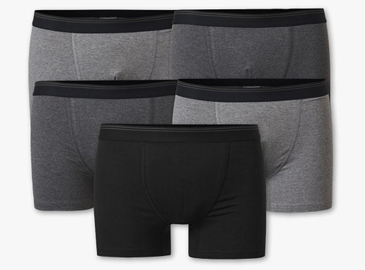 Set van 5 boxershorts voor €9,99 + 10% extra korting mogelijk @ C&A