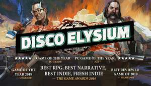 [STEAM/PC] Disco Elysium @ STEAM