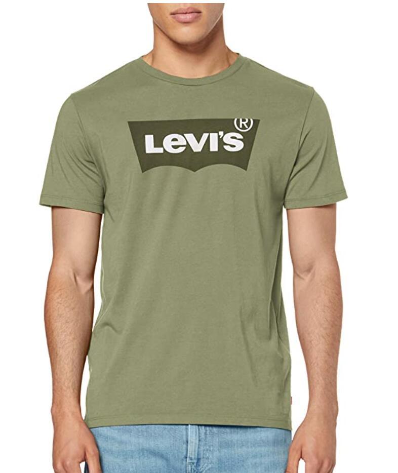 Levi's Housemark Graphic Tee T-shirt voor heren @ amazon.nl