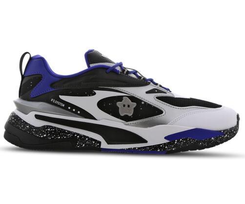 Puma x Super Mario sneakers afgeprijsd naar €59,99 / €79,99 @ Footlocker