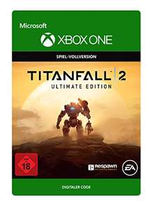Titanfall 2 Ultimate edition code one