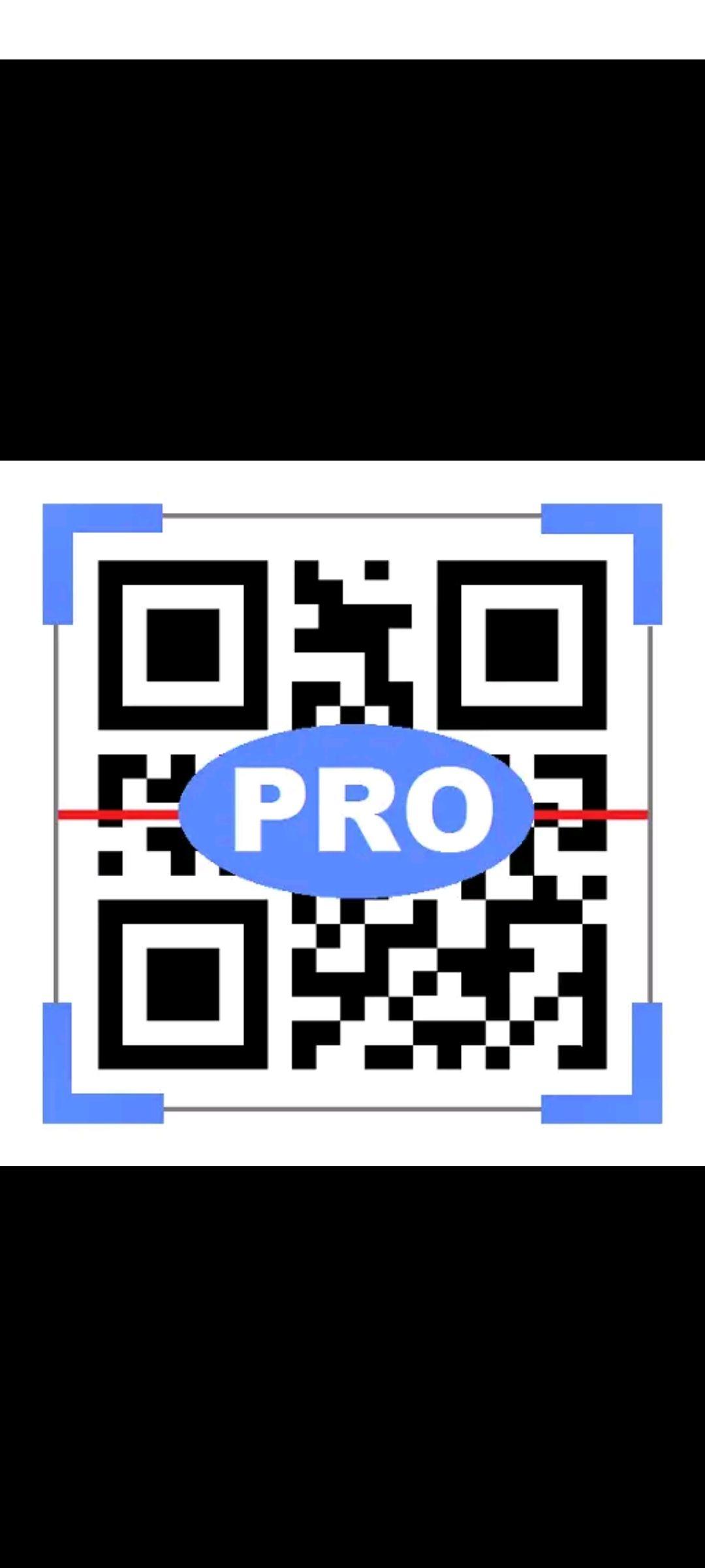 QR- en barcodescanner PRO