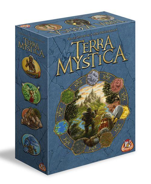Terra Mystica NL - Bordspel - White goblin games @ Bol.com