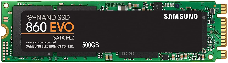 SSD SAMSUNG EVO 860 2TB