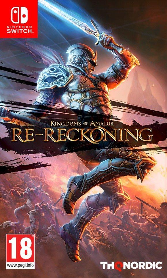 Kingdoms of Amalur Re-Reckoning (Switch)