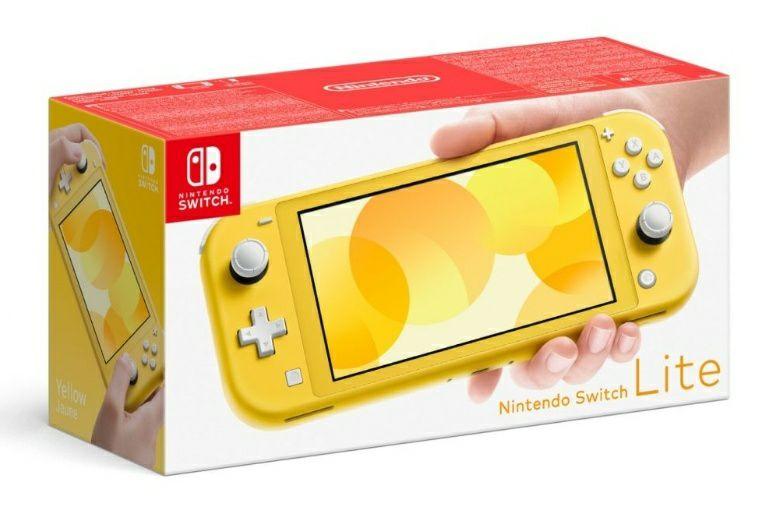 Nintendo Switch Lite (lees beschrijving)