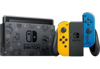 Nintendo Switch Geel en Blauw (Fortnite Editie)
