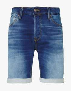 Slim Fit Heren Jeans Short - Jack and Jones