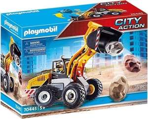 PLAYMOBIL City Action Wiellader - 70445 @ Amazon NL & Bol.com