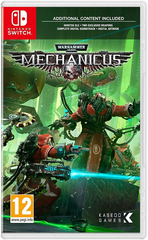 Warhammer 40.000 Mechanicus (Nintendo Switch) @Amazon IT