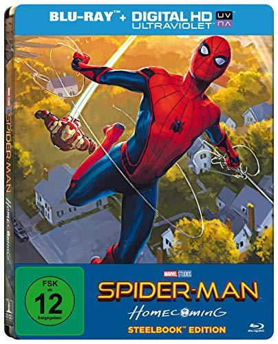 Spiderman Homecoming Steelbook