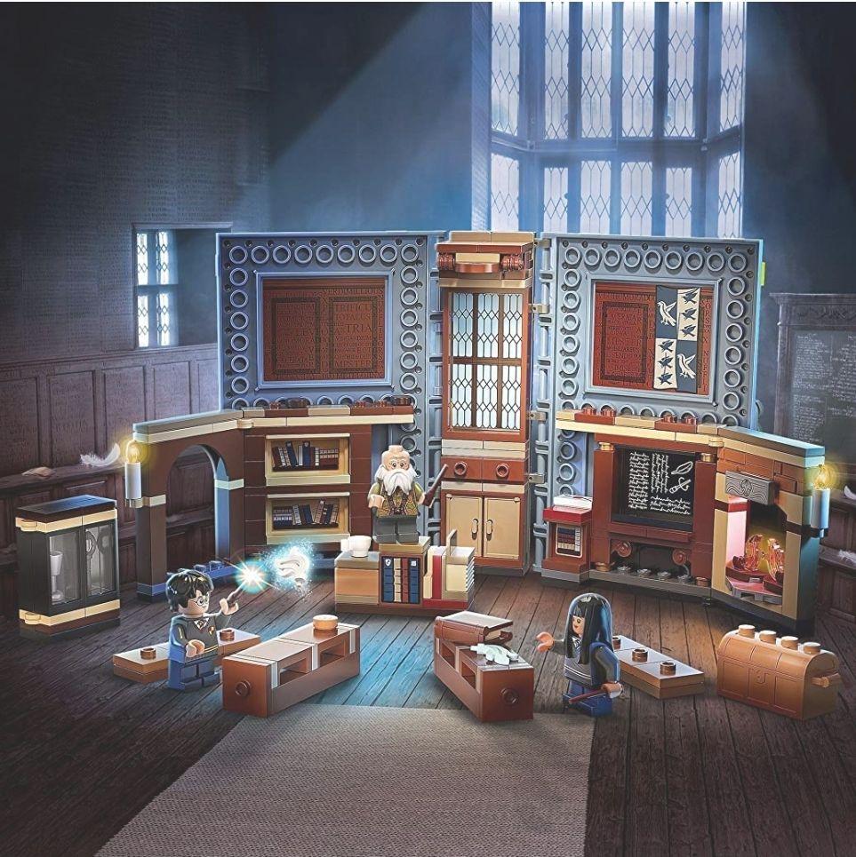 LEGO® Harry Potter™ Zweinstein™ Moment - laagste prijs ooit
