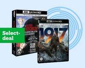 Bol.com Select-korting op 4K UHD Blu-rays (Keuze uit 141 titels)