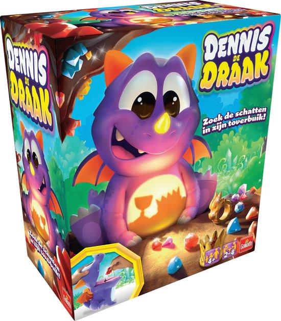 Dennis de Draak Goliath actiespel voor kleine kinderen voor €9,99 @ Kruidvat