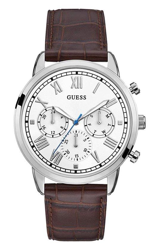 [Select deal/Prijsfout] Guess Hendrix GW0067G2 Horloge bruin voor €12,99 @ Bol.com